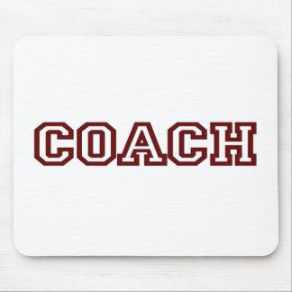 Coach Mouse Pad