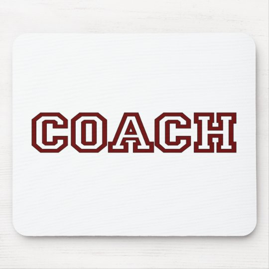 Coach Mouse Pad