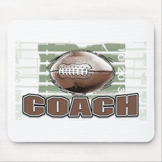 Coach Mousepad