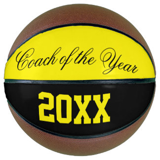 Coach of the Year Basketball