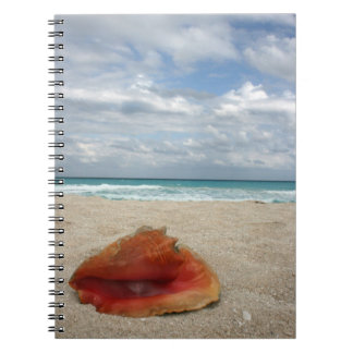 Coach on the beach notebook