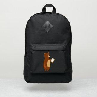 Coach Sleepy Bear Port Authority® Backpack