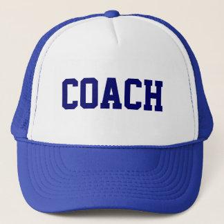 COACH Trucker Hat {Royal Blue}