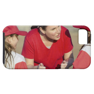 Coach with little league players iPhone 5 cover