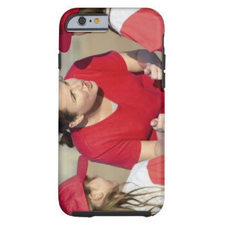 Coach with little league players iPhone 6 case