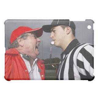 Coach Yelling at Referee Cover For The iPad Mini