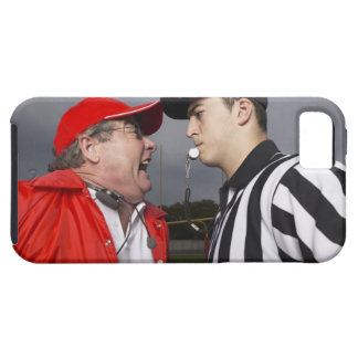 Coach Yelling at Referee iPhone SE/5/5s Case