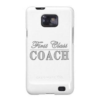 Coaches First Class Coach Samsung Galaxy S2 Cases