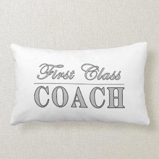Coaches First Class Coach Pillow