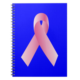 Coaches for a cause_Pink Ribbon Campaign Notebook