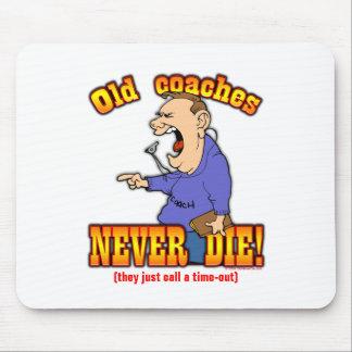 Coaches Mouse Pad