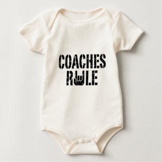 Coaches Rule Baby Bodysuit