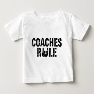 Coaches Rule Baby T-Shirt