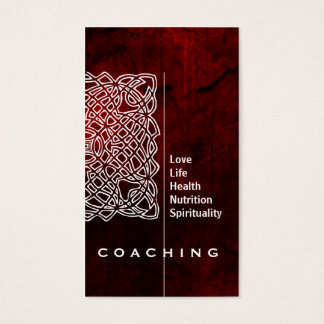 Coaching - Business Card