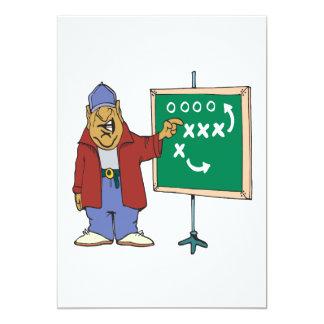 Coaching Card