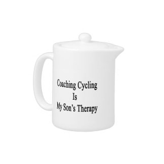 Coaching Cycling Is My Son's Therapy