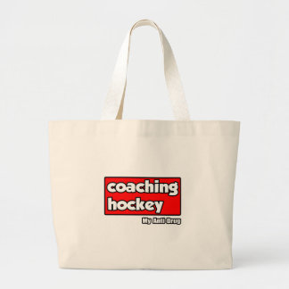 Coaching Hockey My Anti-Drug Bag