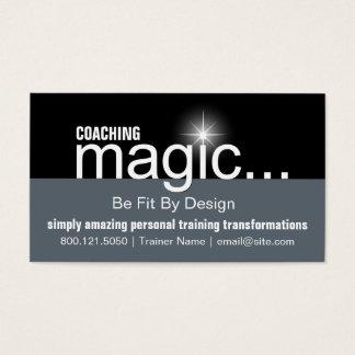 Coaching Magic Business Cards