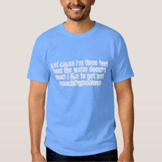 #coachingproblems, swimming T-Shirt