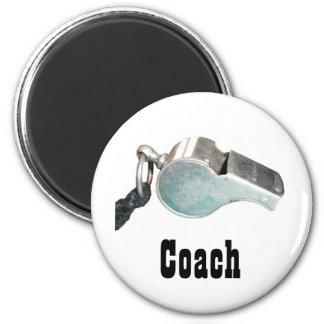 Coach's Whistle Magnet Fridge Magnet