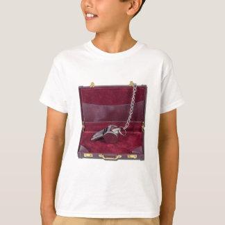 CoachWhistleBriefcase081212.png T-Shirt