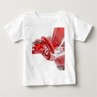 Coagulation Abstract Baby T-Shirt