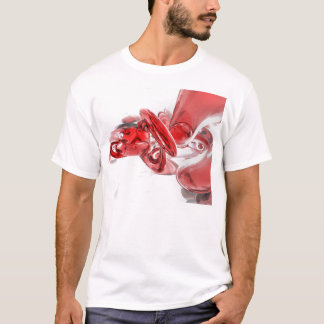 Coagulation Abstract T-Shirt