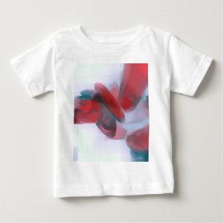 Coagulation Pastel Abstract Baby T-Shirt