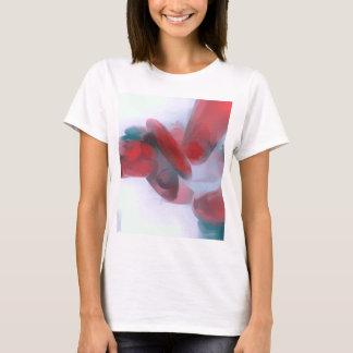 Coagulation Pastel Abstract T-Shirt