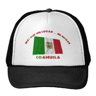 Coahuila - Más Que un Lugar ... Mi Hogar Trucker Hats