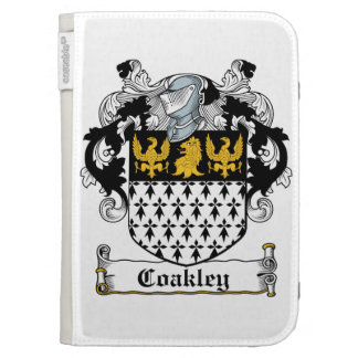 Coakley Family Crest Cases For Kindle