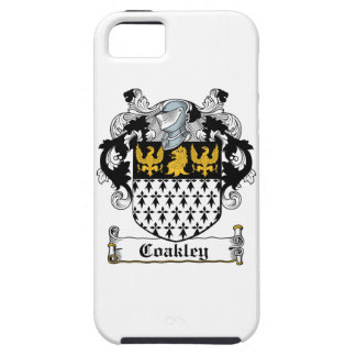 Coakley Family Crest iPhone 5 Covers