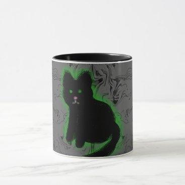 Halloween Themed Coal Beckons Mug