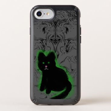 Halloween Themed Coal Beckons Speck iPhone Case