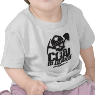 COAL BLOODED AMERICAN.jpg T Shirt