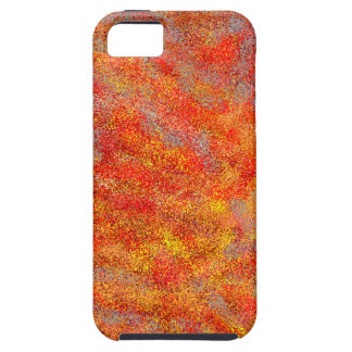 Coal Embers iPhone SE/5/5s Case