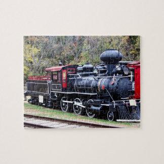 Coal Engine Train Jigsaw Puzzle