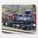 Coal Engine Train Mouse Pad