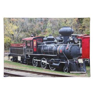 Coal Engine Train Placemat