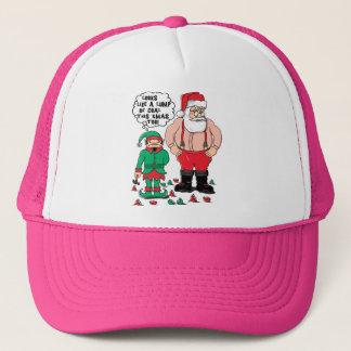 Coal For Christmas Trucker Hat