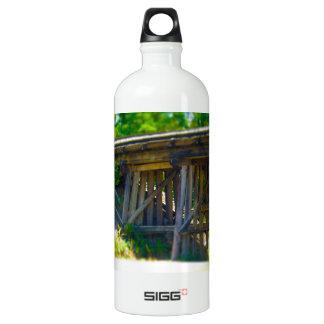 Coal Mine Road Train Bridge Kansas City Aluminum Water Bottle