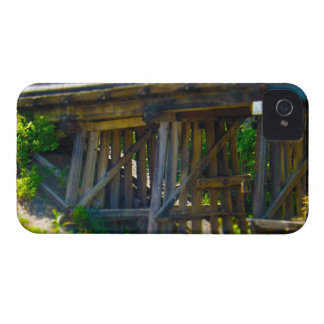 Coal Mine Road Train Bridge Kansas City iPhone 4 Cover