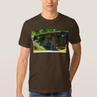 Coal Mine Road Train Bridge Kansas City T Shirt