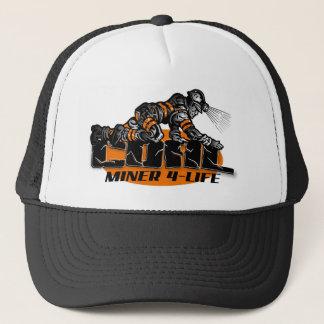 COAL MINER 4-LIFE TRUCKER HAT