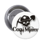 coal miner buttons