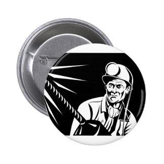 coal miner jack pneumatic drill retro pins