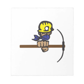 COAL MINER NOTEPADS
