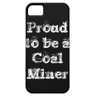 Coal Miner Phone Case Cover For iPhone 5/5S