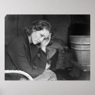 Coal miner's daughter – 1936 posters