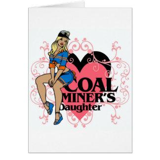 COAL MINER S DAUGHTER CARD